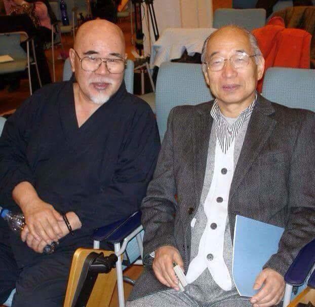 Entrevista a Hiroshi Doi y a Hyakuten Inamoto