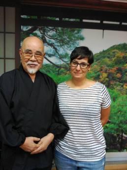 Irene e Inamoto